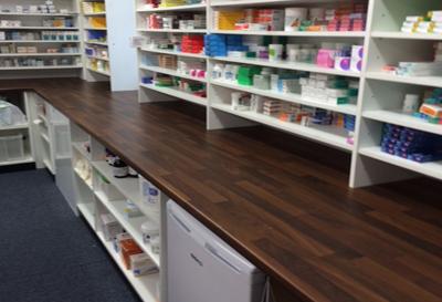 Browns Pharmacy - Amphion Park