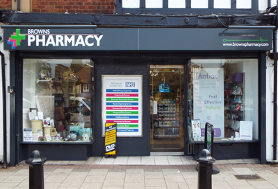 Browns Pharmacy - Solihull
