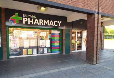 Browns Pharmacy - Hawkesley